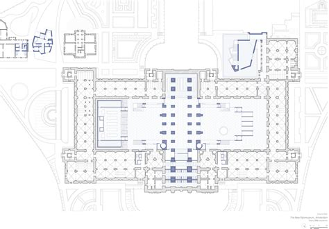 rijksmuseum floor plan gallery of rijksmuseum cruz y ortiz arquitectos 24