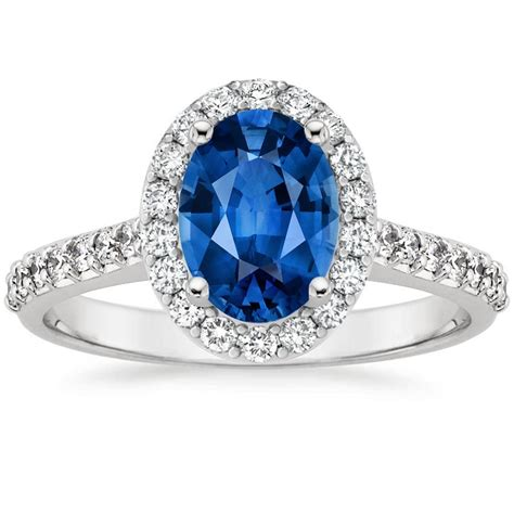 Sapphire Engagement Rings by Royal Engagement Rings Brilliant Earth