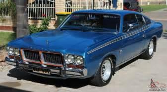 Chrysler Au Chrysler Australia Valiant Charger Hobbydb