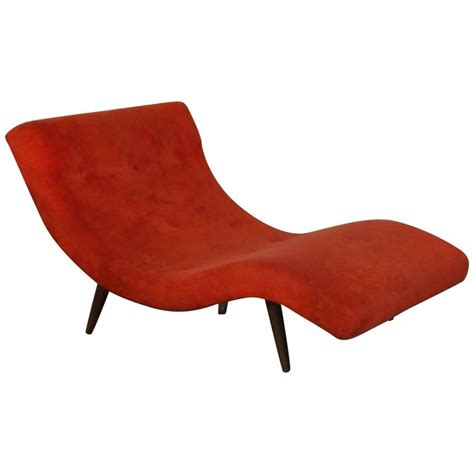 wave chaise lounge wave chaise lounge adrian pearsall for sale at 1stdibs