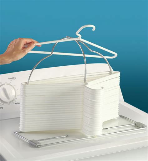 Clothes Hanger Storage Rack by Clothing Hanger Storage Rack In Hanger Organizers