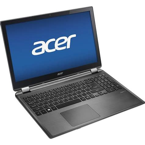 Laptop Acer Windows 8 Touch Screen acer aspire m5 582pt 6852 well equipped 15 6 touch laptop for 600 laptoping