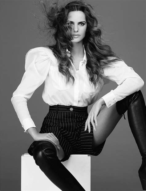 Izabel Goulart by Anthony Maule for Numero March 2015