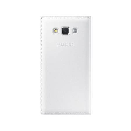 flip cover samsung a7 2015 official samsung galaxy a7 2015 s view flip cover white