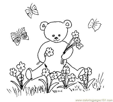 summer garden coloring page summer garden coloring pages archives kids coloring page