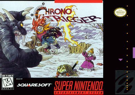 chrono trigger chrono trigger about the