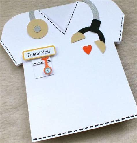 Dr Original Handmade special doctor vet or handmade thank you card or