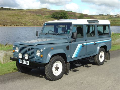1990 Land Rover Defender Images Pictures And Videos