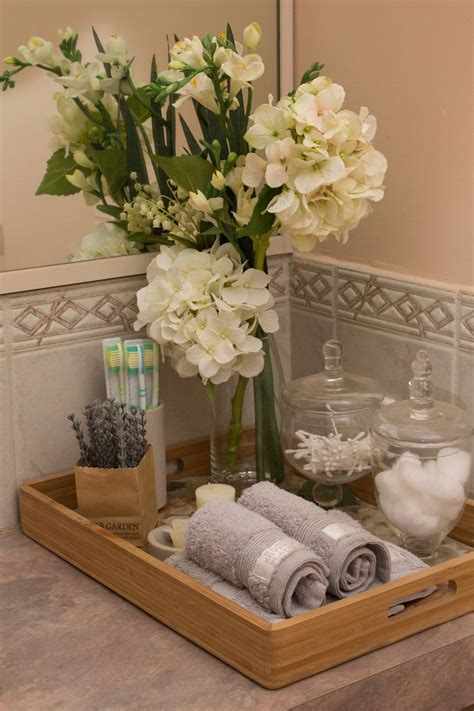 Best 25  Bathroom staging ideas on Pinterest   Bathroom vanity decor, Bathroom counter decor and