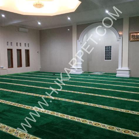 Karpet Masjid Di Malaysia karpet masjid bumi kencana asri cimanggu bogor