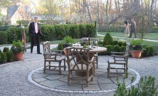 Deck With Awning Sheep S Run Traditional Patio New York By Susan