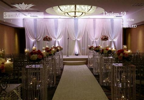 wedding drapery backdrop wedding backdrop head table drapery chicago drape stage