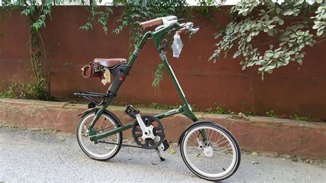 strida evo  jant  vitesli katlanir bisiklet