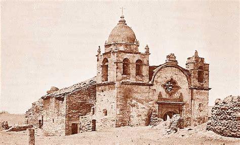 Mission San Carlos Borromeo De Carmelo Floor Plan what is the history of mission san carlos borromeo de
