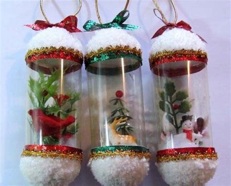 imagenes adorns navidad en miniatura artesanato de natal garrafa pet artesanato passo a passo