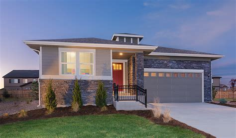 aspen view homes finest creek a traditional