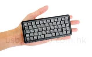 Small Size Desktop Keyboard Small Computer Keyboard Fits In Your Palm Walyou