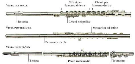 tavola posizioni flauto traverso il di stupanda il flauto traverso