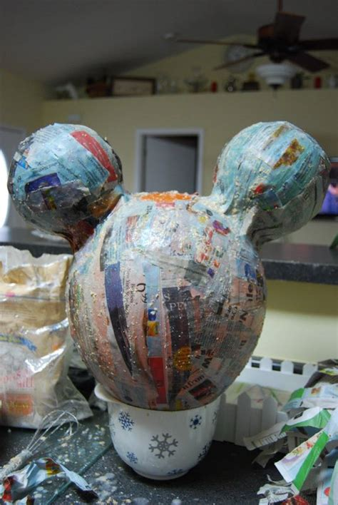 How To Make Paper Mache Pinata - 25 best ideas about paper mache pinata on