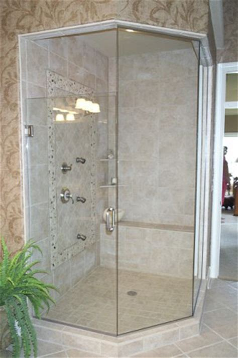 glass shower door installation waukesha glass shower doors shower door installation