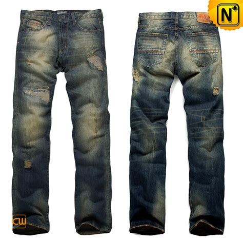 design jeans designer mens denim ripped jeans cw140208