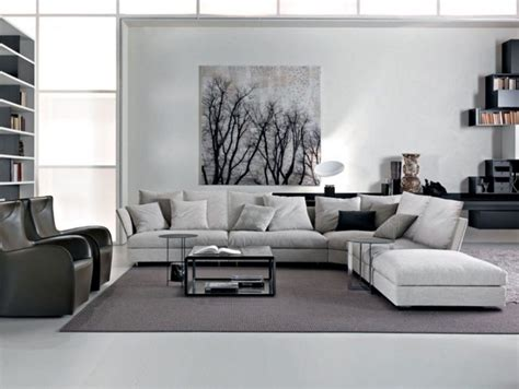 Living Room Furniture Grey Furniture Apartment Small Space Living Room Furniture With Large Gray Sofa Gray And White