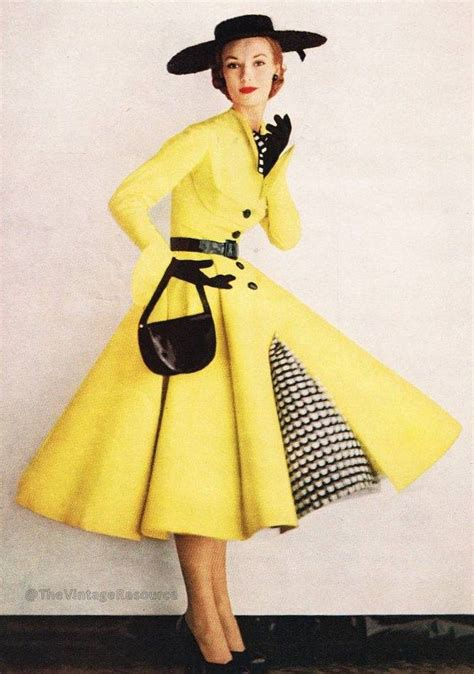 25 best ideas about vintage fashion 1950s on