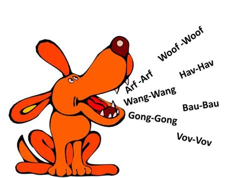 barking sounds how dogs bark in different languages psychology today