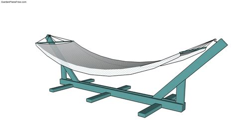 Hammock Stand Plans Tool Stand Plans Free Garden Plans How To Build Garden