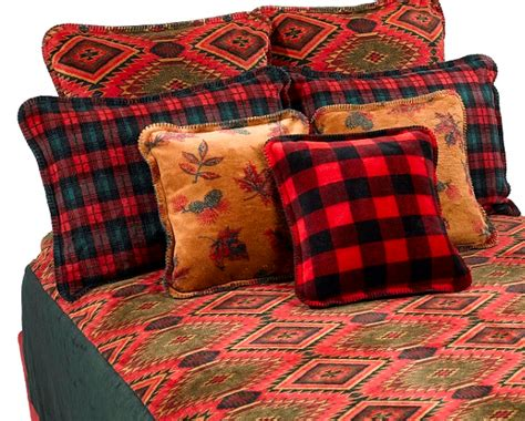 Bunk Bed Comforter Sets Cabin Bedding For Bunk Beds Rustic Comforter Sets