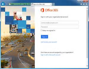 http mail office 365 login