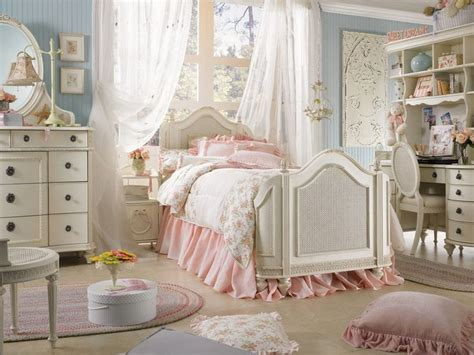 shabby chic girls bedroom shabby chic girl s cottage bedroom kia daughter pinterest