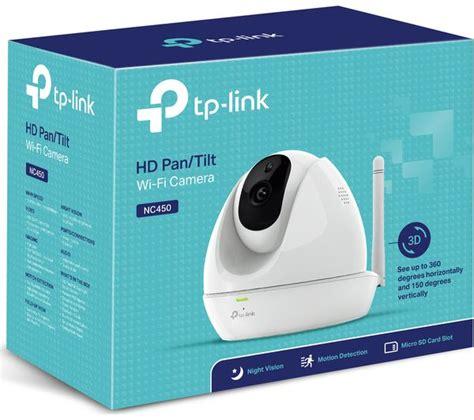Tp Link Nc450 Hd Pan Tilt Wifi Ip Tplink tp link nc450 hd pan tilt wifi deals pc world