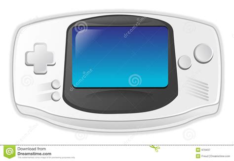 free console console royalty free stock photography image 979437