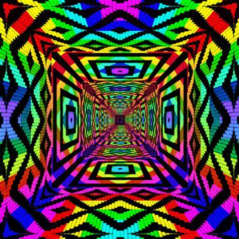 rainbow pattern tumblr tunnel patterns tumblr