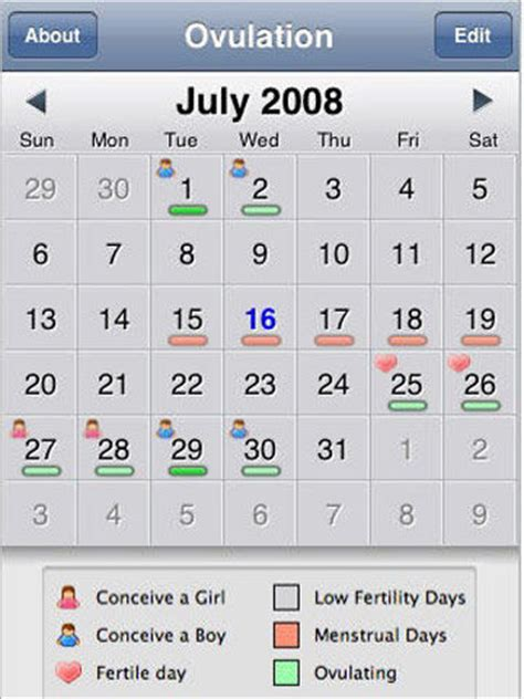 how to make a period calendar the best iphone apps for to be