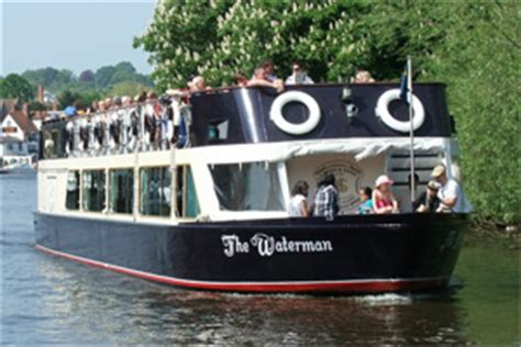 river thames boat trips maidenhead groups venues visit thames