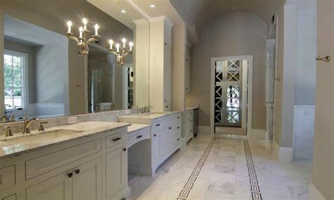 grey and white master bath bathroom designs decorating ideas