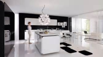 black white modern kitchen newhouseofart com black white modern simplicity black and white kitchen design home
