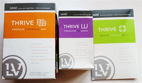 level thrive weight loss pills a online health magazine thrive experience lifestyle 30 day pack for women dft