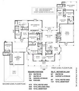 In Law Apartment House Plans by Sullivan Home Plans June 2010