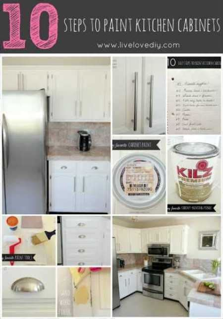 tips on painting kitchen cabinets 10 tips for painting your kitchen cabinets for the home