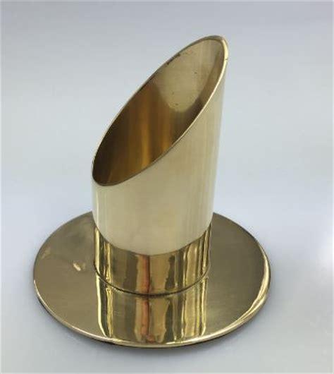 Gold Polieren Preis by Kerzenhalter Gold Poliert F 252 R 216 70 Mm Altarkerzen G 252 Nstig