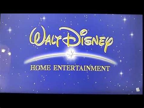 2002 walt disney home entertainment blue background doovi