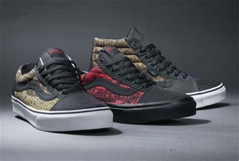 Sepatu Pria Vans Bad Brains suka suka 2012
