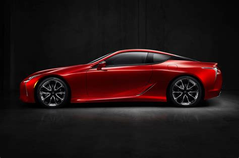 lexus lc 2018 lexus lc 500 coming next may armed with 471
