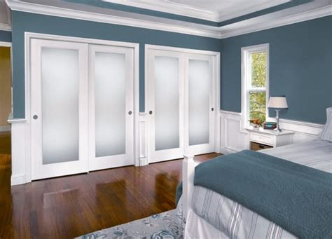 glass closet doors for bedrooms obscure glass sliding closet doors yelp