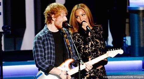 Kaos Ed Sheeran Live In Jakarta 2017 Ed2 Wh beyonce knowles ed sheeran duet di tribute stevie