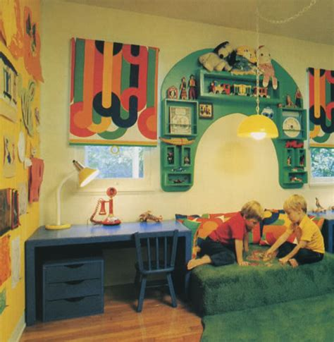 60s bedroom create a children s room from yesteryear with a vintage