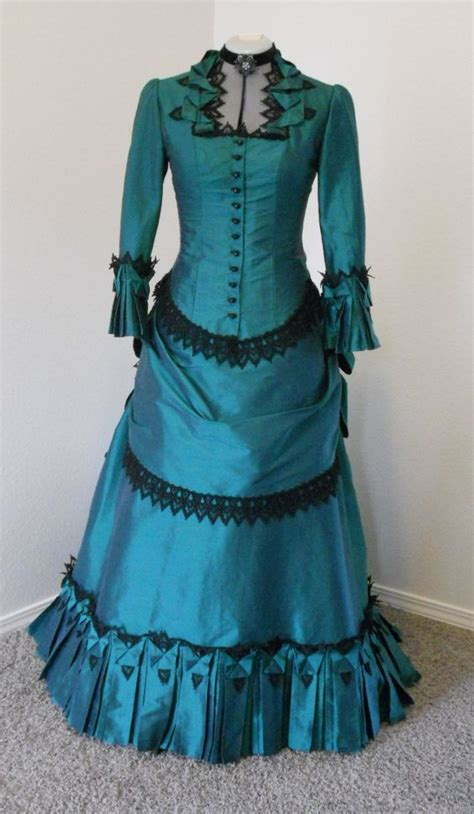 design victorian dress 1880 s bustle victorian style dress by sally c designs
